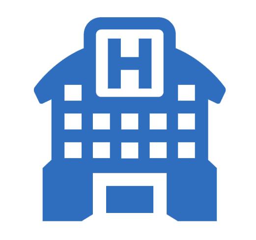 Hospital-blue