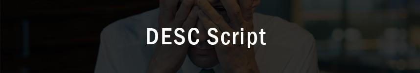 DESC Script