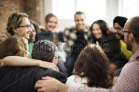 huddle