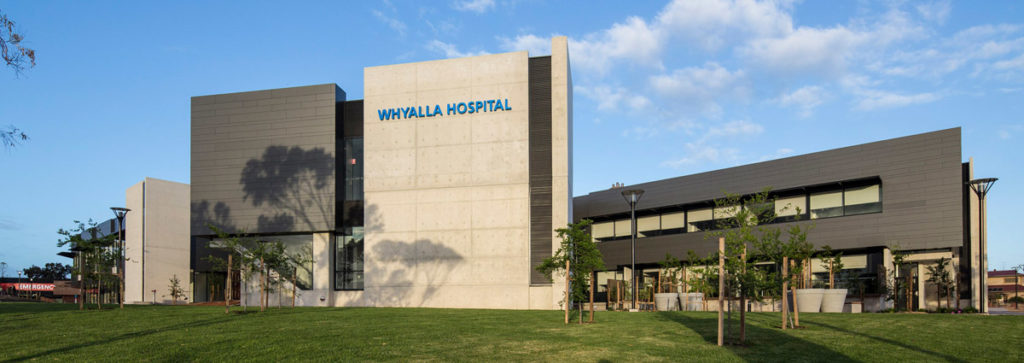 Whyalla hospital